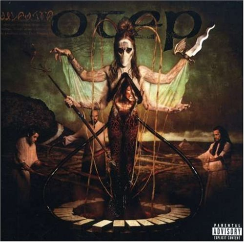 Otep Sevas Tra Explicit Version Enhanced CD Digipak