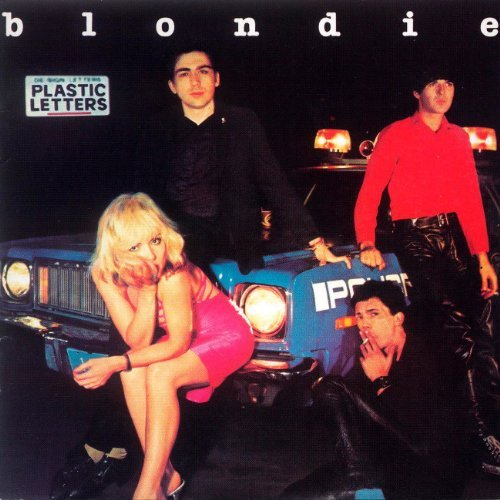 Blondie Plastic Letters Remastered