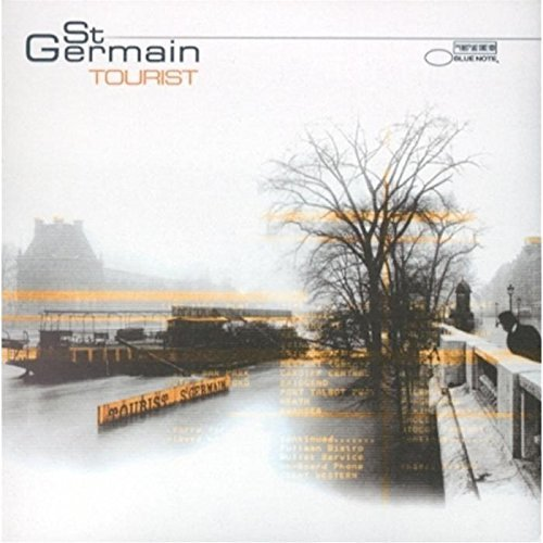 St. Germain Tourist Tour Edition Import Gbr