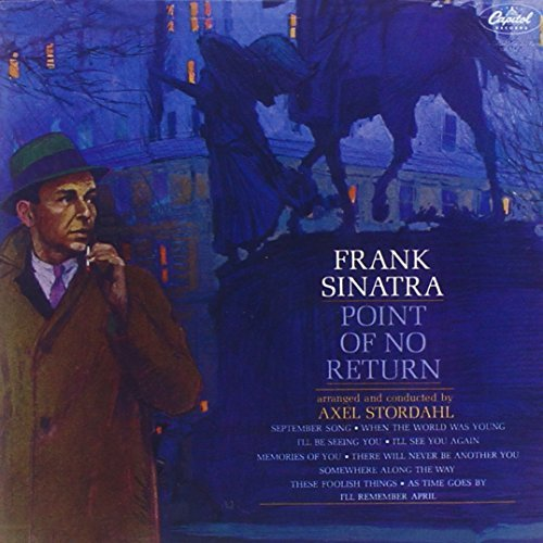 Frank Sinatra Point Of No Return Remastered