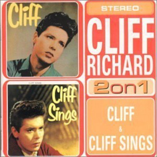 Cliff Richard Cliff Cliff Sings Import Eu 2 On 1