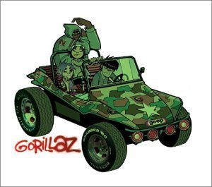 Gorillaz Gorillaz Clean Version Enhanced CD