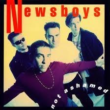 Newsboys Not Ashamed