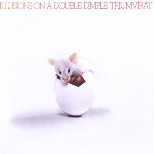 Triumvirat Illusions On A Double Dimple Import Deu Remastered