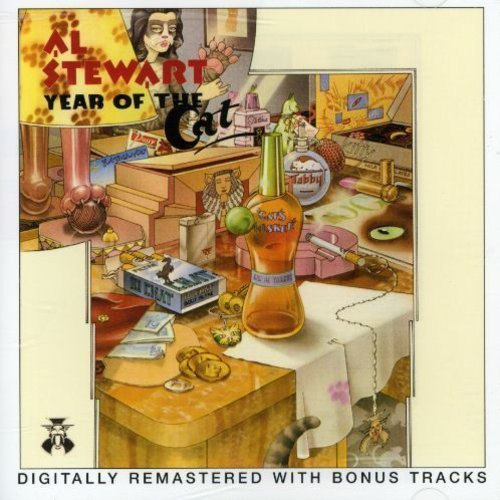 Al Stewart Year Of The Cat Import Eu Incl. Bonus Tracks