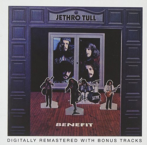 Jethro Tull Benefit Remastered