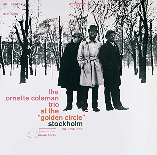Ornette Coleman Vol. 1 At The Golden Circle Incl. Bonus Tracks
