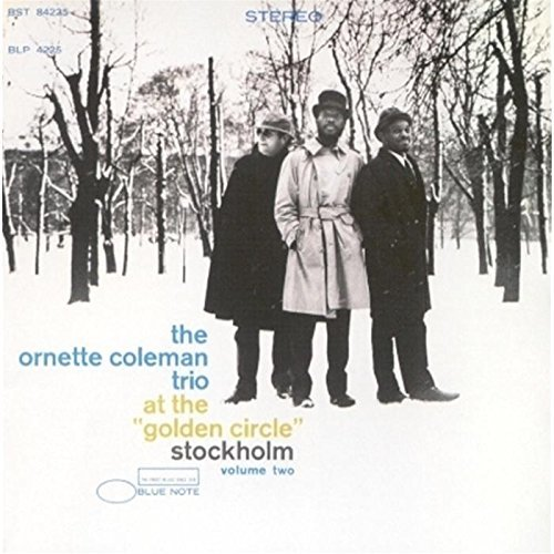 Ornette Coleman Vol. 2 Rvg Live Golden Circle Incl. Bonus Tracks
