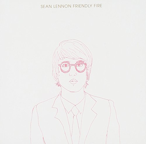 Sean Lennon Friendly Fire Incl. DVD