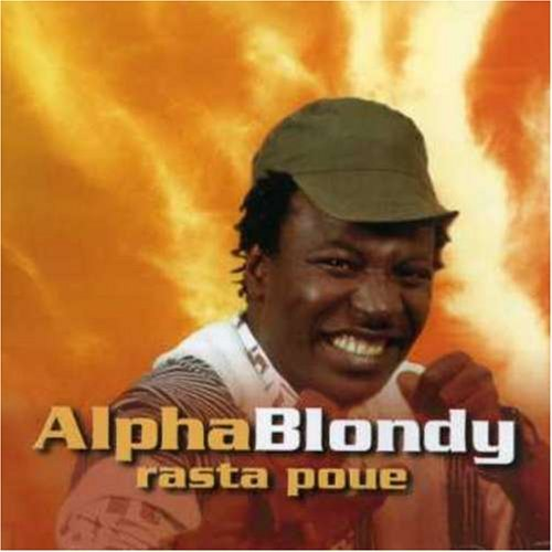 Alpha Blondy Rasta Poue Import Eu