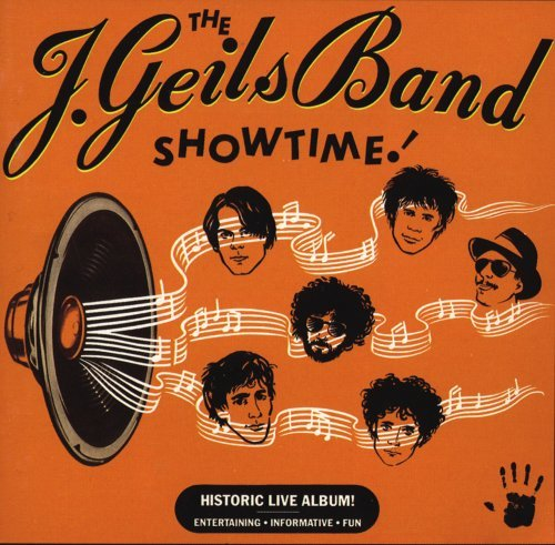The J. Geils Band Showtime!