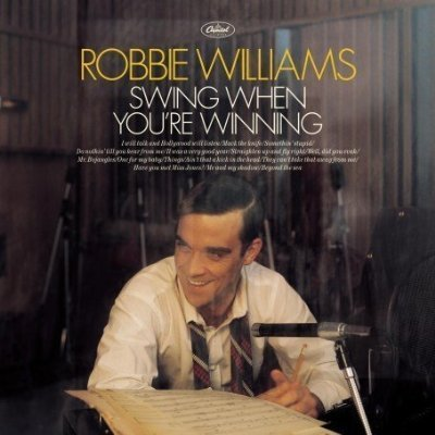 Robbie Williams Swing When You're Winning Import Arg