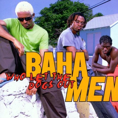 Baha Men Who Let The Dogs Out Enhanced CD
