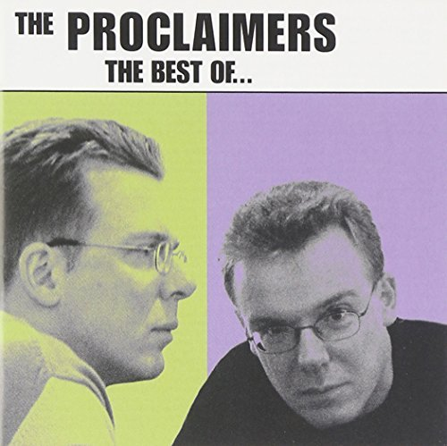 Proclaimers Best Of Proclaimers