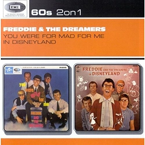 Freddie & The Dreamers You Were Mad For Me In ... Import Gbr