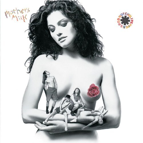 Red Hot Chili Peppers Mother's Milk Explicit Version Remastered Incl. Bonus Tracks