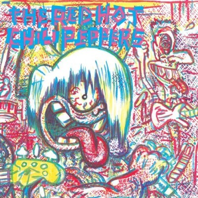 Red Hot Chili Peppers Red Hot Chili Peppers Explicit Version Remastered Incl. Bonus Tracks