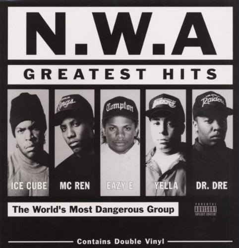 N.W.A. N.W.A. Greatest Hits Explicit Version 2 Lp