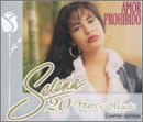 Selena Amor Prohibido Enhanced CD Remastered