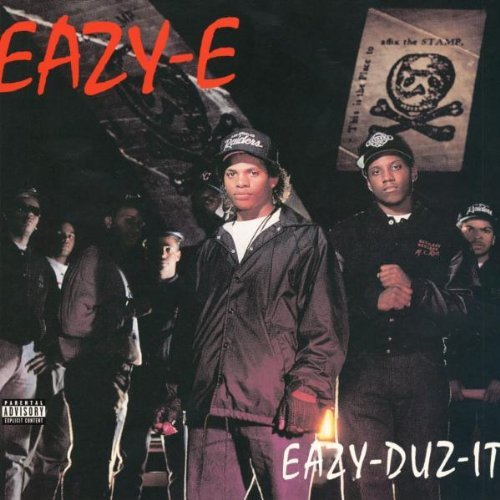 Eazy E Eazy Duz It Explicit Version Remastered 2 Lp