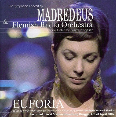 Madredeus Euforia Import Eu 2 CD