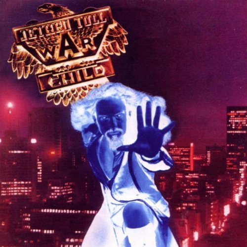 Jethro Tull War Child Import Eu Incl. Bonus Tracks