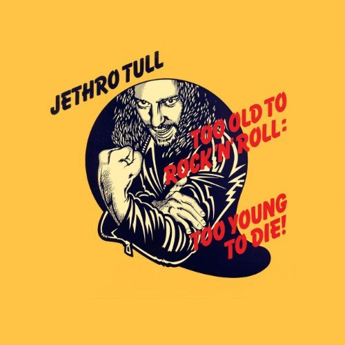 Jethro Tull Too Old To Rock 'n Roll Import Eu Incl. Bonus Tracks