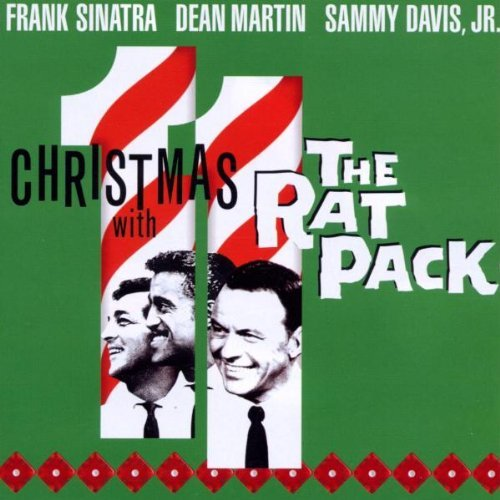 Rat Pack Christmas With The Rat Pack Martin Sinatra Davis Dean