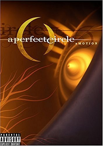 Perfect Circle Amotion Explicit Version 2 DVD Lmtd Ed.