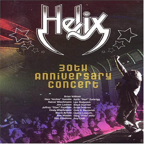 Helix 30th Anniversary Concert Import Can Ntsc (0)