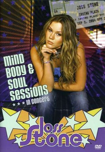 Joss Stone Mind Body & Soul Sessions