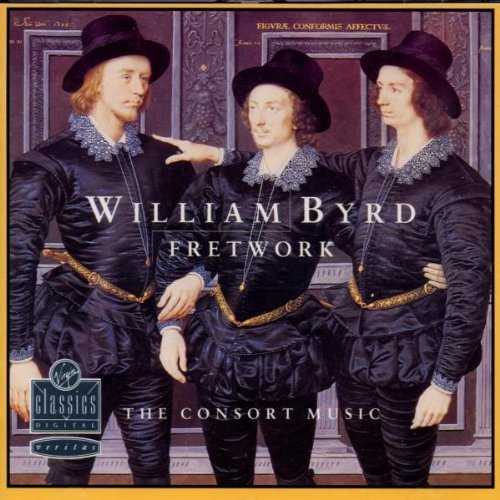W. Byrd Consort Music Fretwork