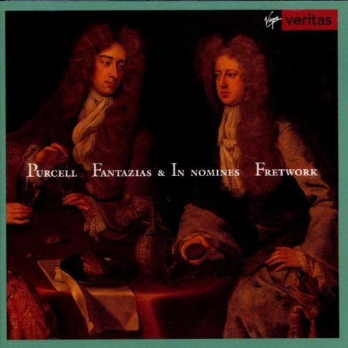 H. Purcell Fantasias Fretwork
