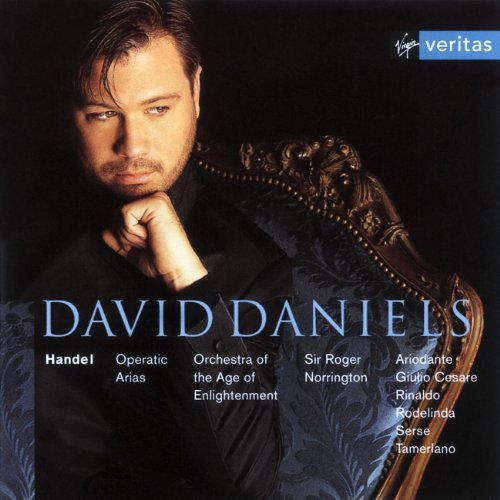 David Daniels Handel Opera Arias Daniels*david (ct) Norrington Orch Age Of Enlight