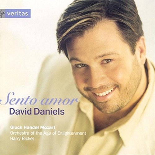 David Daniels Sento Amor Daniels (ct) Bicket Orch Age Of Enlightenme