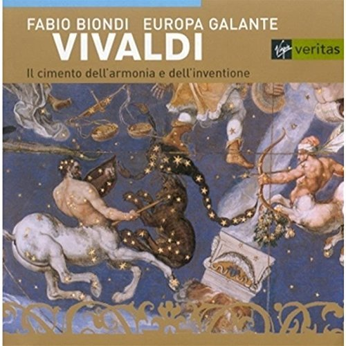 Fabio Biondi Vivaldi The Four Seasons Biondi*fabio (vn) 2 CD Set