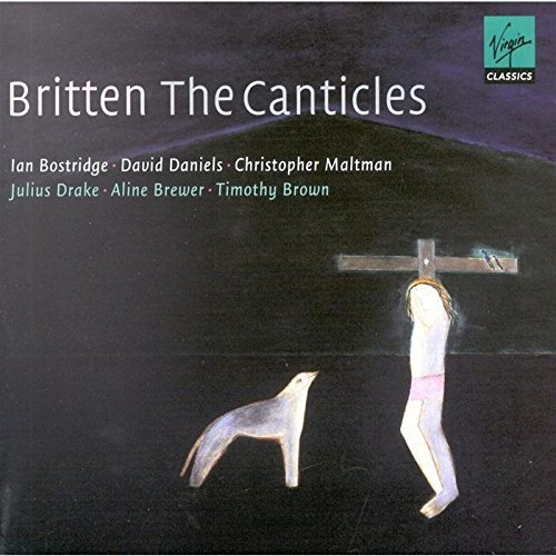 Ian Bostridge Britten The 5 Canticles Bostridge Brown Daniels &