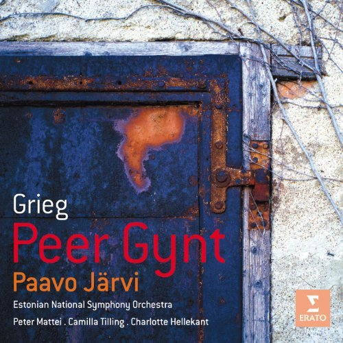 Paavo Jarvi Grieg Peer Gynt Jarvi Estonian Natl So