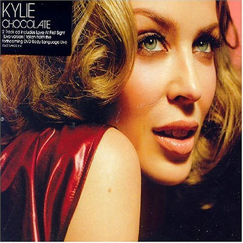 Kylie Minogue Chocolate Import Gbr