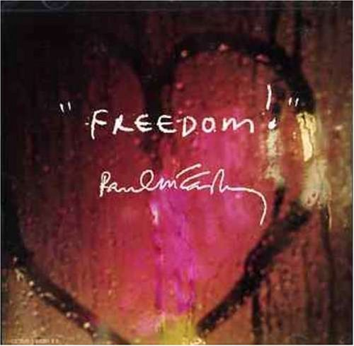 Paul Mccartney Freedom B W From A Lover To A Friend