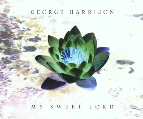 George Harrison My Sweet Lord B W Liet It Down
