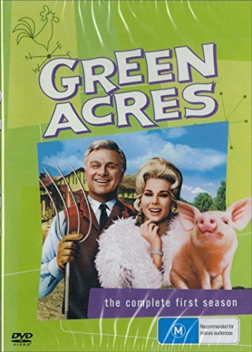 Green Acres Season 1 Green Acres Season 1 Import Aus