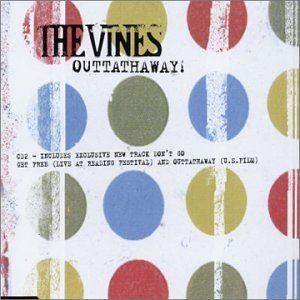 Vines Outtathaway Pt. 2 Import Enhanced CD