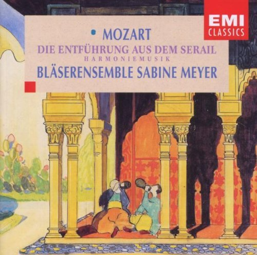 W.A. Mozart Abduction From Seraglio Select Meyer*sabine (cl) Meyer Blaserens
