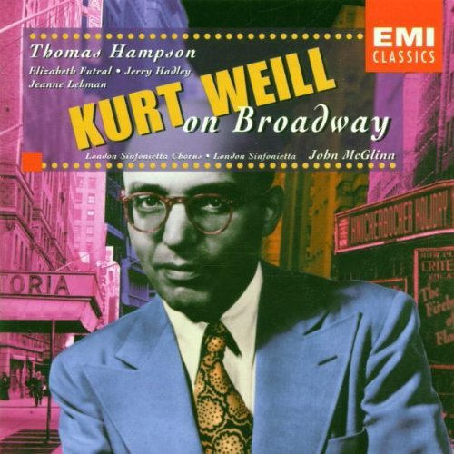 K. Weill On Broadway Hampson Futral Hadley Lehman Mcglinn London Sinfonietta