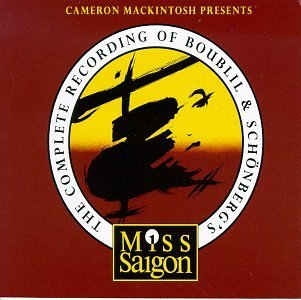Miss Saigon Complete Recording Of Boublil 2 CD Set