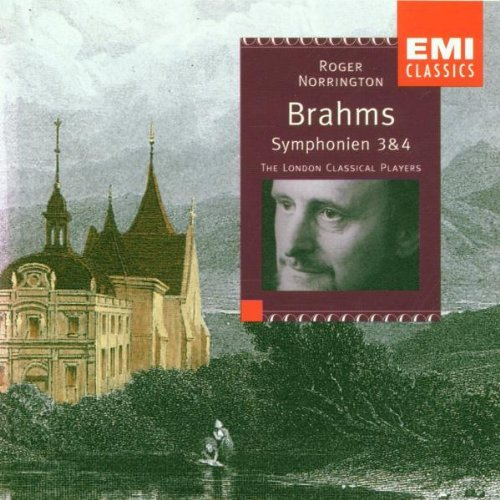 J. Brahms Sym 3 4 Norrington London Classical Pl