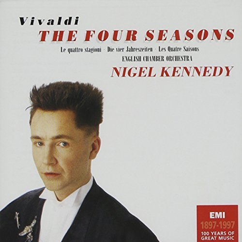 Nigel Kennedy Vivaldi The Four Seasons Kennedy English Co