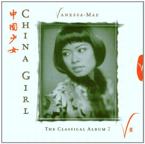 Vanessa Mae Classical Album 2 China Girl