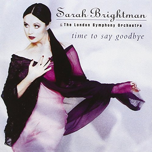 Sarah Brightman Time To Say Goodbye Brightman Cura Bocelli London So